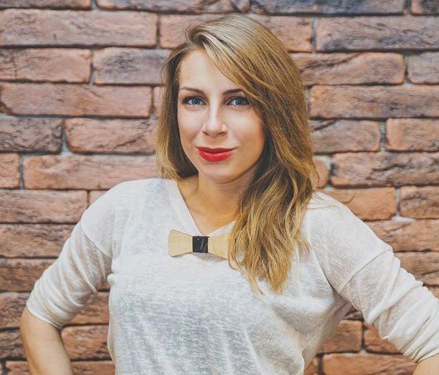 Арт-директор студии «Vintage» Ольга Шевченко