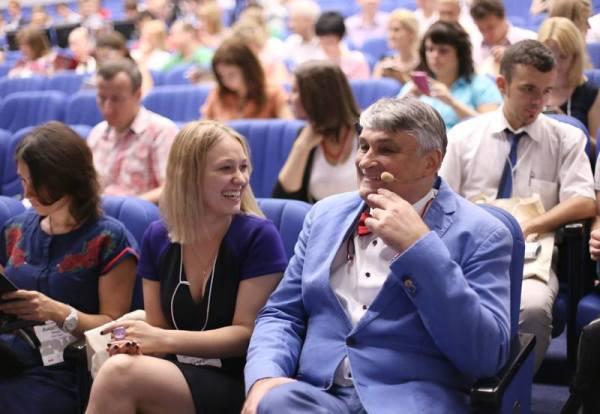 С Ярославом Заблоцким на TEDx Kyiv
